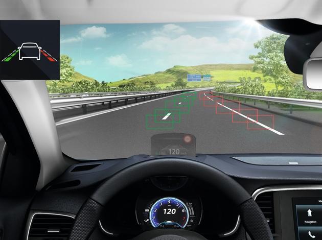 Lăsaţi tehnologia din vehiculul dvs. să vă ajute