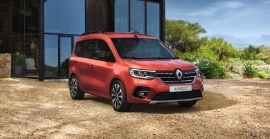 Noul Renault Kangoo