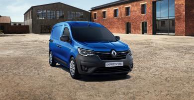 Noul Renault Express