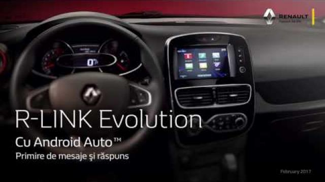 R-LINK EVOLUTION CU ANDROID AUTO - RON