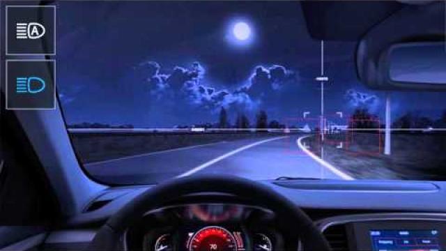 Faruri automate pentru luminile de drum